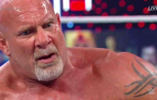 Goldberg 'Two Matches' On Smackdown Leak?