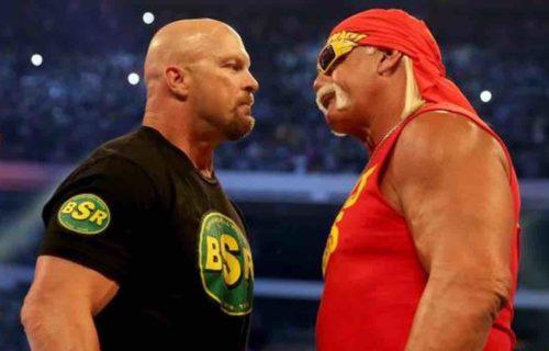 Hulk Hogan Calls Out Steve Austin In 2021 Video