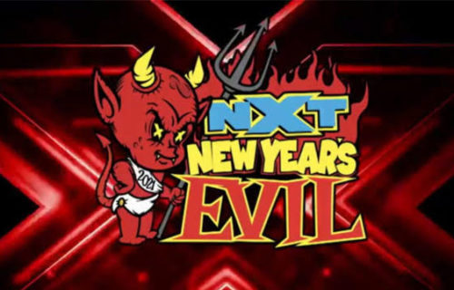 Match scrapped off tonight's WWE NXT New Year's Evil