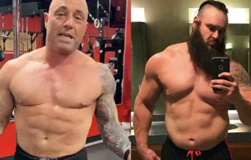 Joe Rogan Thinks Braun Strowman Is On Steroids