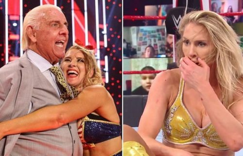 Lacey Evans Hints At Marrying 'Nature Boy' Ric Flair