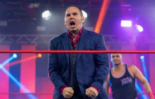 Matt Hardy Confirms WWE Plan To Buy TNA