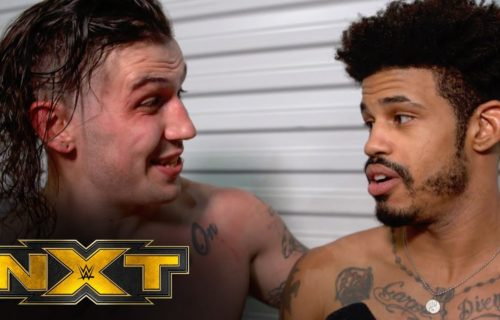 Here's why MSK got emotional following NXT debut