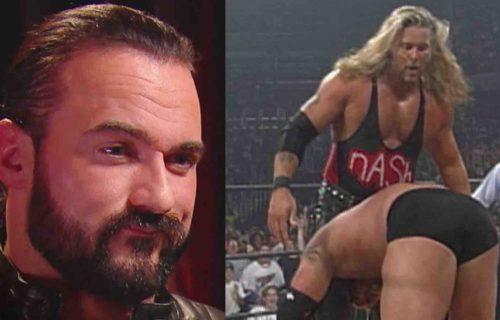 Drew McIntyre Takes Shot At Kevin Nash & Scott Hall