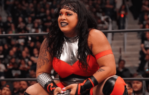 Nyla Rose to miss AEW Dynamite after being exposed to COVID-19