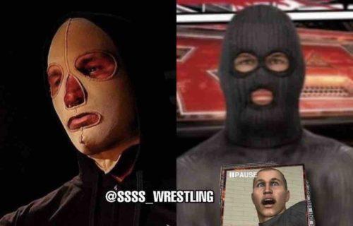 WWE Writer Buries Randy Orton Mask Storyline