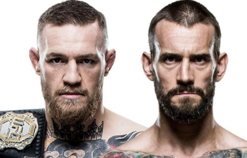 CM Punk Wants Conor McGregor UFC Title Fight