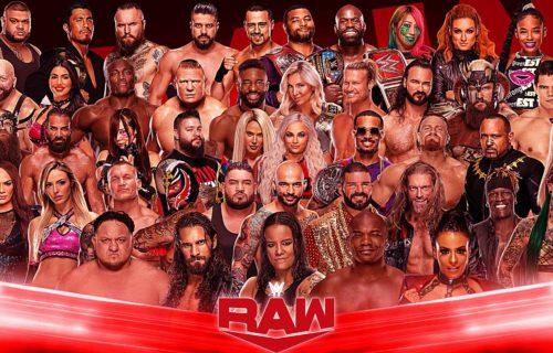 WWE Star Swears After Huge Botch On Raw