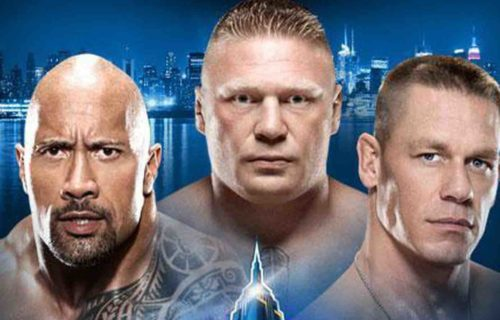 Brock Lesnar & The Rock WrestleMania 37 Status Revealed