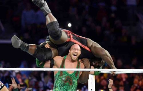 Ryback Threatens To Sue Mark Henry For Slander