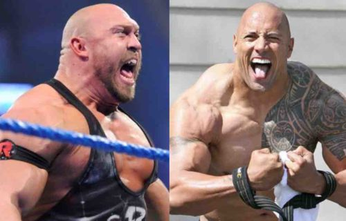Ryback Responds To The Rock Getting Slammed On Twitter