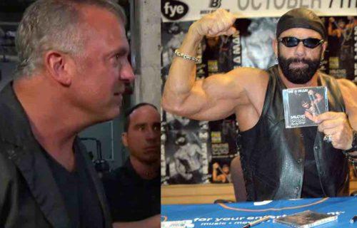 Randy Savage Had Plan To Wrestle Shane McMahon