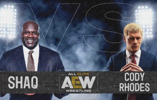 AEW Female Star Makes Gross Shaq Claim
