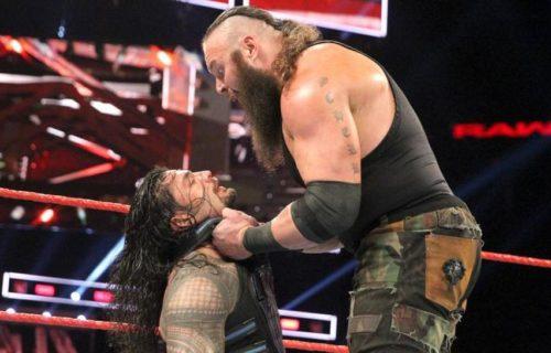 Braun Strowman Beats Roman Reigns In Smackdown Rating