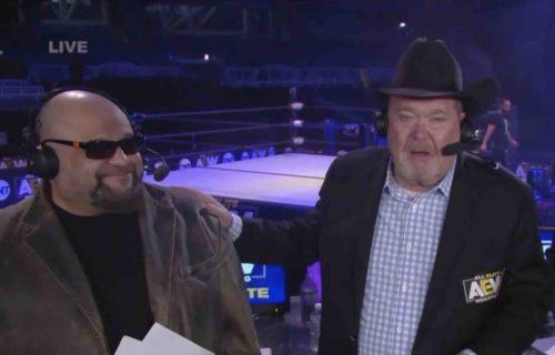 Taz Shoots On Jim Ross For Vince McMahon Lie