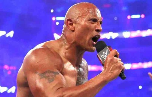 The Rock WWE Hall of Fame Spoiler Leaks?