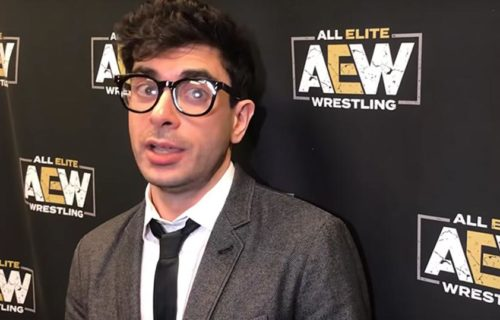 AEW Respond To First Rumored 2021 Firing
