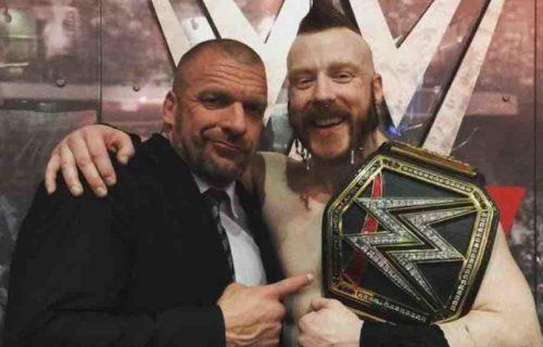 Sheamus Huge WrestleMania Title Spoiler Revealed