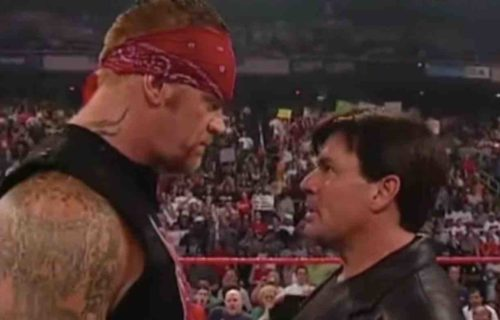Eric Bischoff Reveals Why Undertaker Didn't Go To WCW