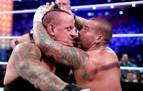 Undertaker Breaks Silence On CM Punk Return
