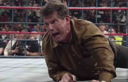 Vince McMahon Seen 'Crawling' On Plane By Big Name