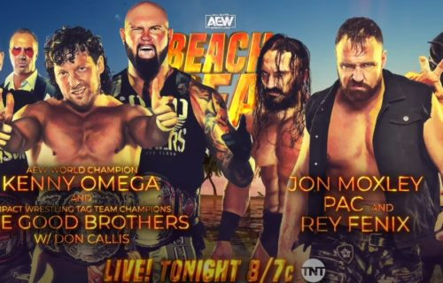AEW Dynamite results February 3: Beach Break 2021