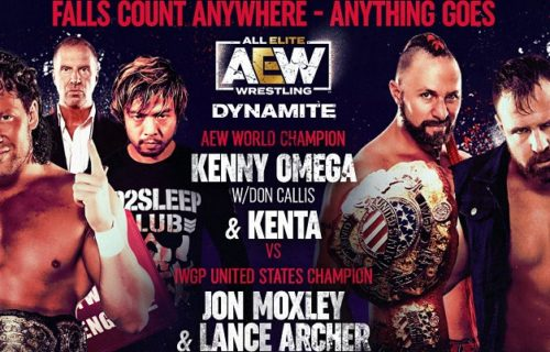 AEW Dynamite results Feb. 10: Falls Count Anywhere No DQ Main Event