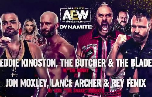AEW Dynamite results February 17: Road to Revolution continues