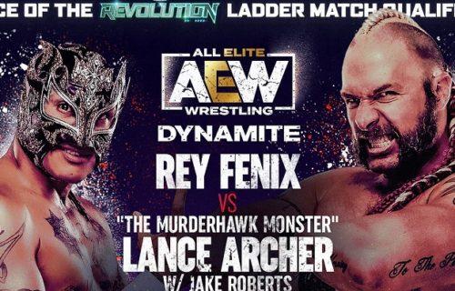 AEW Dynamite results February 24: Archer-Fenix in Revolution qualifier