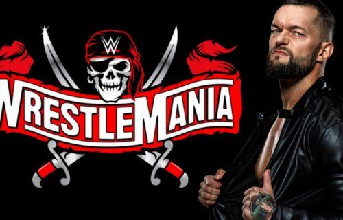Finn Balor Teases Big Name WrestleMania Opponents