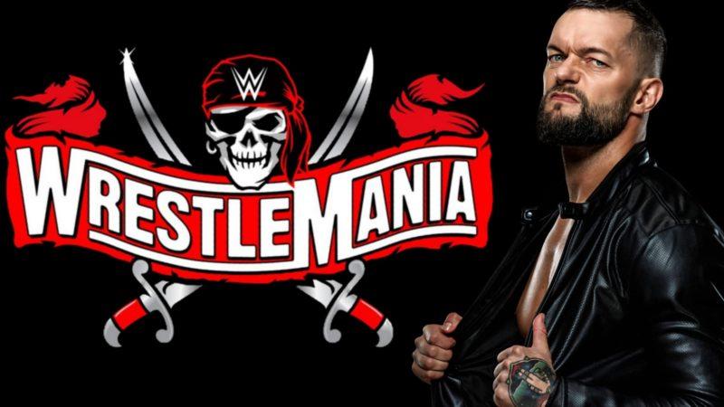 Finn Balor WrestleMania