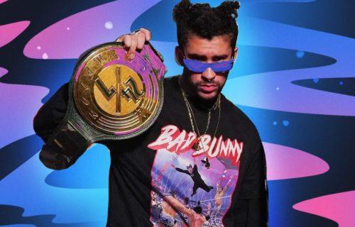 Bad Bunny To Beat Top WWE Star At WrestleMania