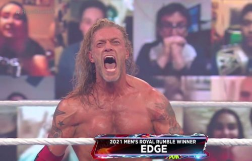 Edge 'Losing' Title To Big Name After WrestleMania?