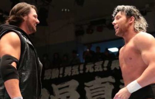 Kenny Omega Makes Painful AJ Styles Comment