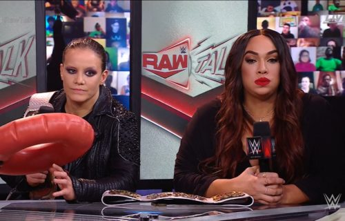 Nia Jax Storms Out Of WWE Raw Show Early