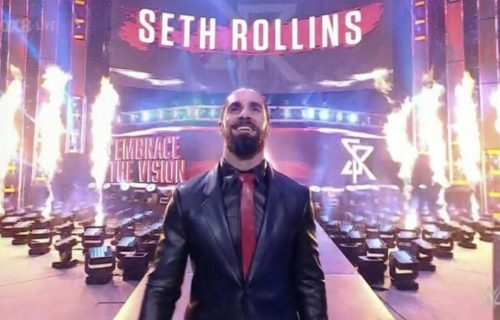 Seth Rollins Offered To Join Major WWE Stable