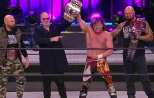 WWE Writer Mocks AEW Dynamite Ratings Drop