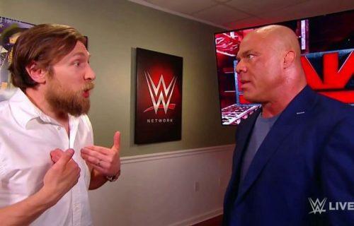 Kurt Angle Offered Daniel Bryan WrestleMania Match