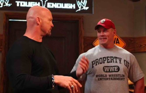 John Cena Reveals Failed Steve Austin WWE Return
