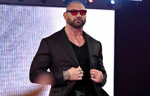 Batista 'Disrespects' Top AEW Star