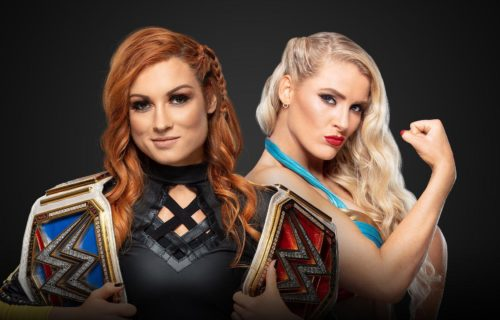 Becky Lynch Made Crazy Lacey Evans Affair Angle Tweet