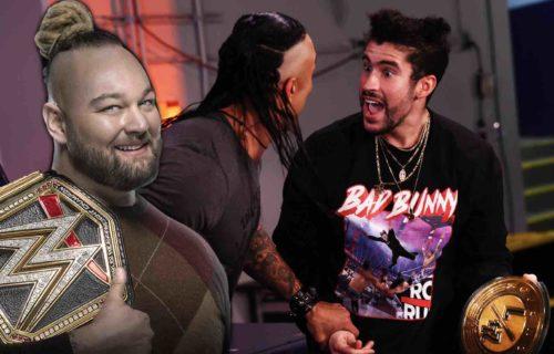 Bray Wyatt 'Losing' To Bad Bunny Revealed