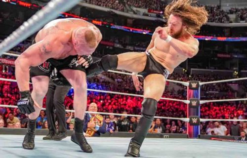 Daniel Bryan Reveals Who Has 'Brock Lesnar Contract'