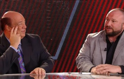 Bubba Ray Dudley Details Paul Heyman WWE Meltdown