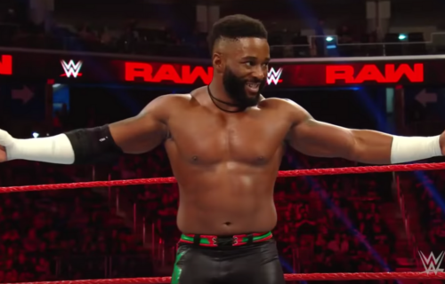 Cedric Alexander Reacts To WWE Elimination Chamber Snub