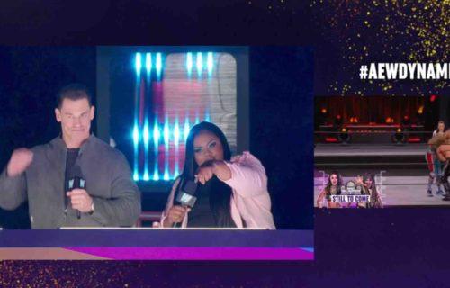 John Cena Appearance On AEW Dynamite Revealed
