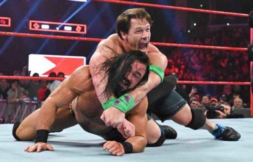John Cena vs. Drew McIntyre WrestleMania Idea Revealed