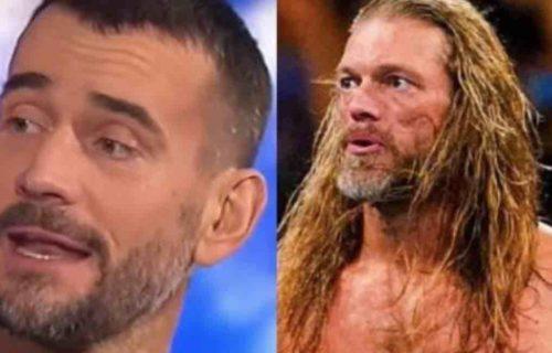 CM Punk Drops Edge WrestleMania Bombshell