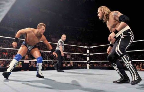 Edge 'Pulled' From The Miz WWE Title Match