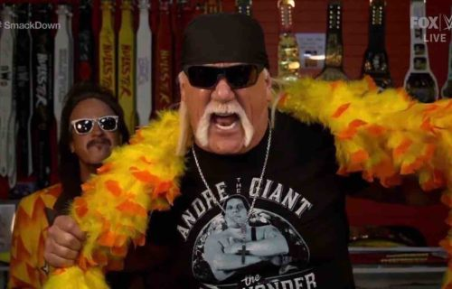 Hulk Hogan 'Replaced' As WrestleMania Host?